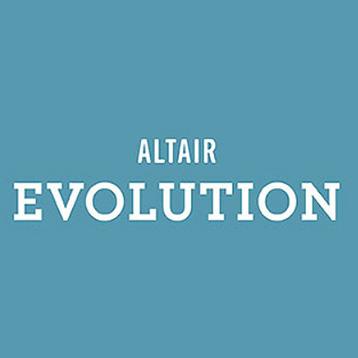 Altair Evolution Men's Eyeglass Frames